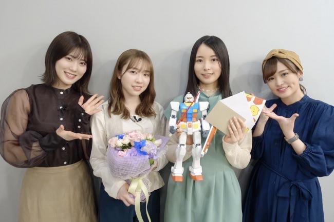3月いっぱいで卒業する乃木坂46 佐々木琴子が猫舌SHOWROOM「できるかな!?乃木坂46」でファンへメッセージ