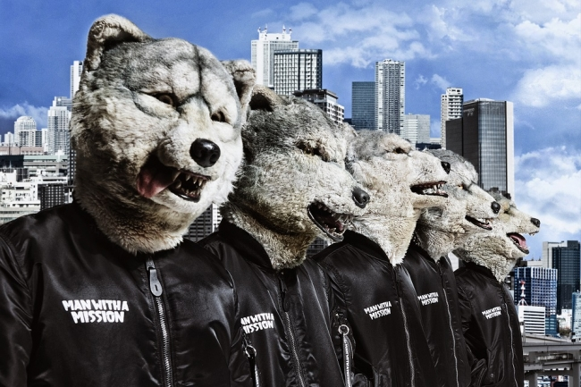 MAN WITH A MISSION・ジャンケンジョニー