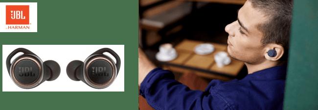 専用アプリで、JBLサウンドを簡単にベストチューニングできる、高音質完全ワイヤレスイヤホン「JBL LIVE300TWS」がついに登場