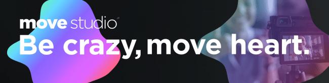 クリエイターを誹謗中傷から守り、企画制作・プロモーション・ブランド制作・販促をワンストップでサポートするコンテンツスタジオ「move studio(ムーブスタジオ)」を開始