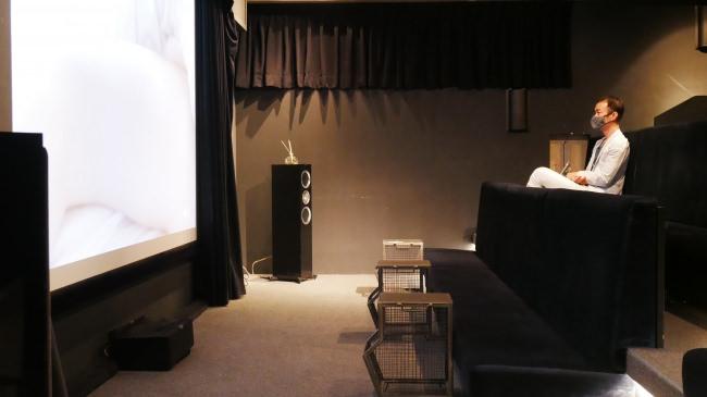 《3密を気にせず映画鑑賞をしよう!》66%OFFで利用できる「プライベートシアターレンタルキャンペーン」を開始