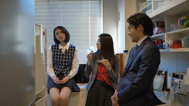 左から、笛木陽子、土山茜、川口貴弘