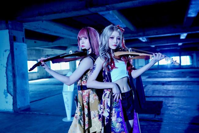 踊るバイオリンユニット 平安式舞提琴隊 NEW EP「TOKYO SLAYER」7/24 世界配信開始!
