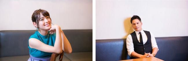 【auスマートパスプレミアム】「おしゃ家ソムリエおしゃ子!」独占見放題配信記念 役作りの秘話や自宅の様子も明らかに!?矢作穂香&市原隼人 インタビュー