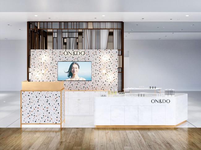 「温肌」をビューティーコンセプトとし美容ブランド『ON&DO』HANKYU BEAUTYとコラボで1週間連続オンライン配信イベントを実施