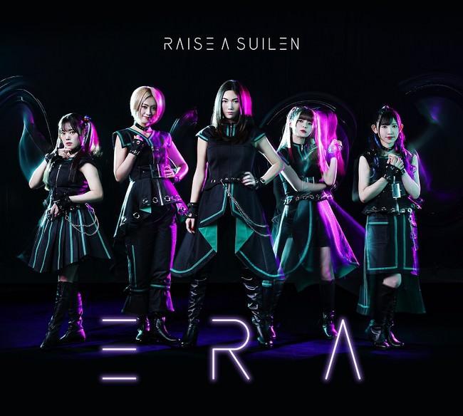 RAISE A SUILEN「ERA」オリコン週間アルバムランキング2位獲得!