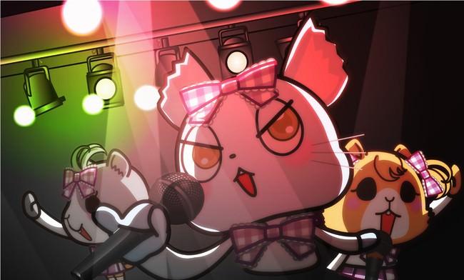 """新キャラクターの地下アイドルグループ""""OTMGirls""""が3次元でも大暴れ!本日から劇中歌3曲を全世界一斉配信。9月2日(水)には、シングルCD発売、更にスピンオフアニメがYouTubeにて公開決定"""