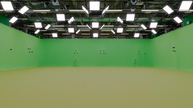 「ボリュメトリックビデオスタジオ‐川崎」を開設 エンターテインメント分野における新たな映像体験を提供