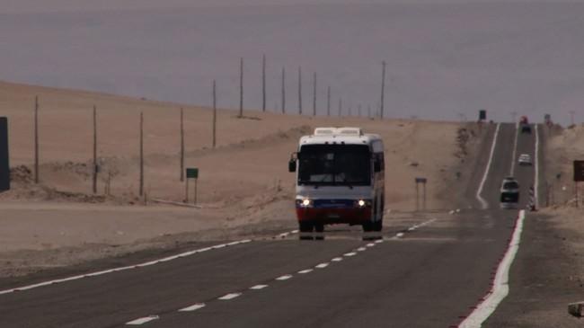 バスを乗り継ぎ世界各地を旅する「地球バス紀行」(旅チャンネル)