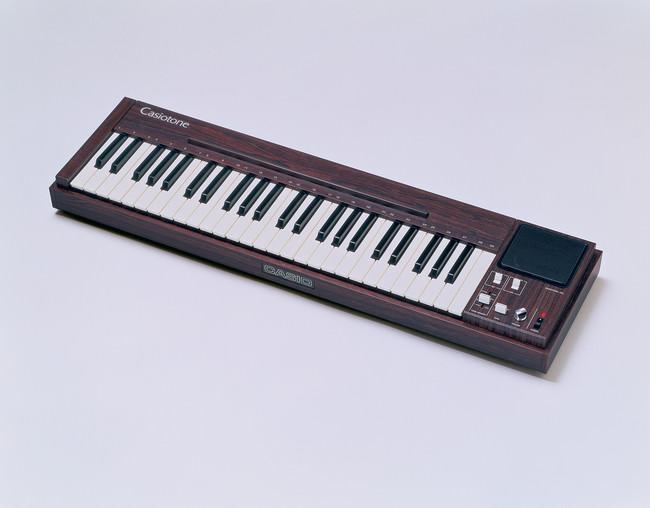 電子楽器「カシオトーン 201」が国立科学博物館の未来技術遺産に登録