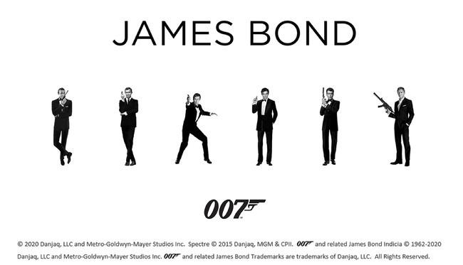 【ムービープラス】007人気投票 第1位は、ショーン・コネリー主演『007/ロシアより愛をこめて』