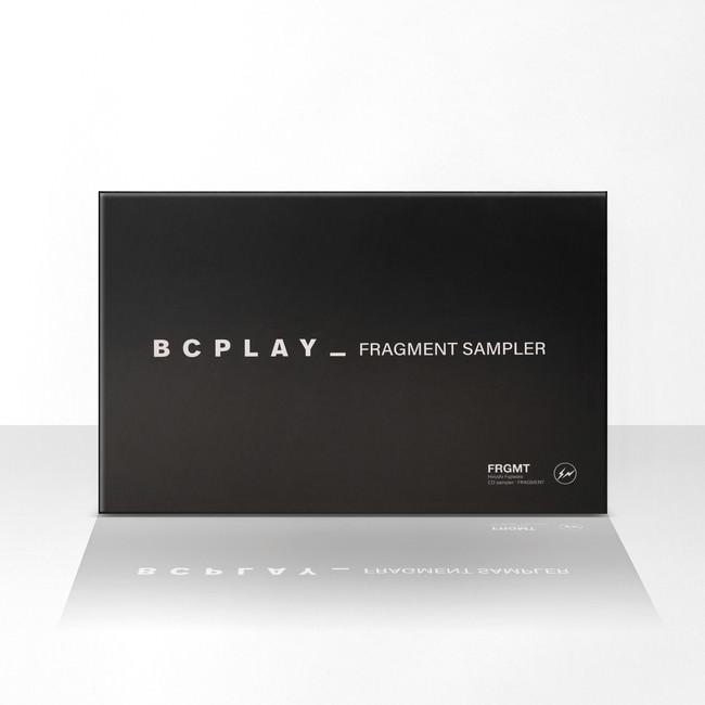 【10/6(火)】fragment design × BCPLAY_(Bluetooth®機能付きCDプレーヤー)コラボレーションモデル「BCPLAY_FRAGMENT SAMPLER」を限定発売