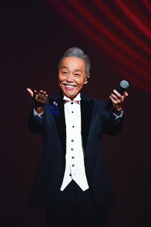 谷村新司 リサイタル2020『THE SINGER』大阪・フェスティバルホール公演いよいよ明日!有料ライブ配信!!