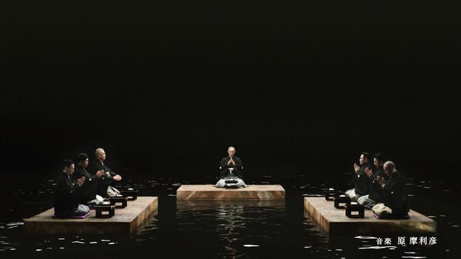 〜新潟米「新之助」新CM〜 市川海老蔵さんが厳かな水盤に浮かぶ舞台で美しすぎる炊きたて新潟米「新之助」を堪能。 新潟米「新之助」新CM『おいしいお米は、美しい。』篇 を公開