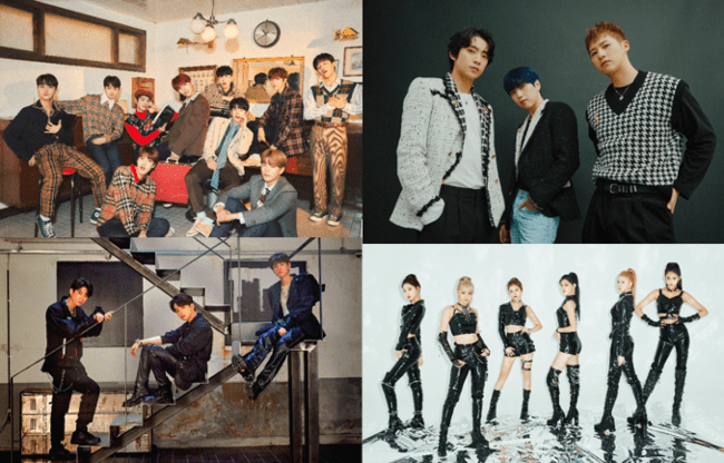 B1A4、Golden Child、EVERGLOW、BDC出演決定︕「Power of K SOUL LIVE」#4 10/26(月)午後6時に韓国から生中継!