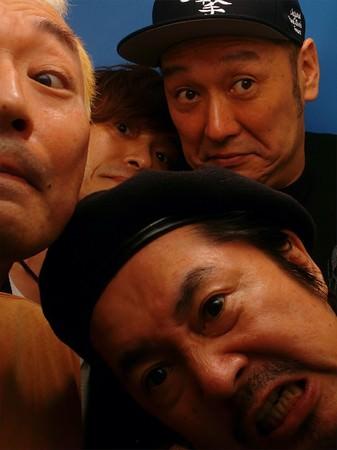 怒髪天、東名阪を廻る新春ツアーが決定!ニューアルバムのキービジュアルも公開!