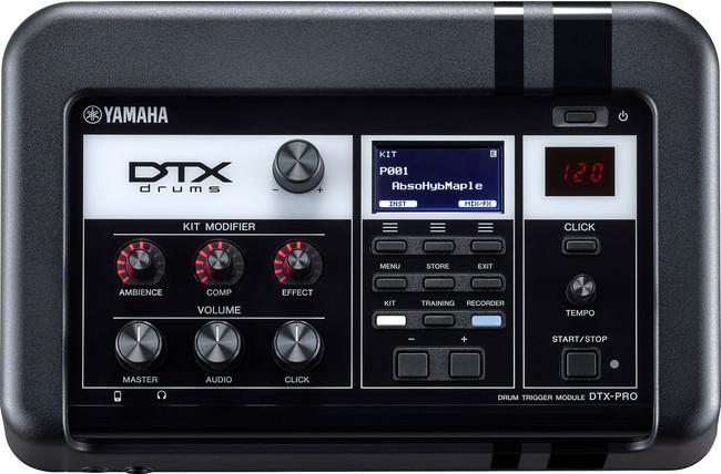DTX6シリーズ』モジュール「DTX-PRO」のフロントパネル