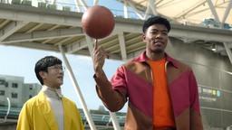 未来のジャイアン役で八村塁選手、 未来のスネ夫役で古市憲寿さんが登場!