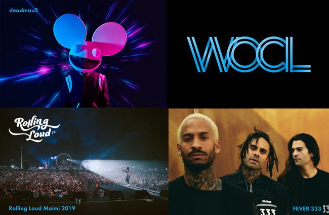 日本初!海外アーティストの最新ライブを楽しめる新・映像配信サービス「WOCL」(ワークロ)開始