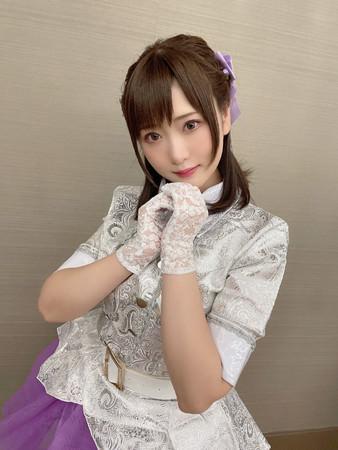 美女コスプレイヤー・すみれおじさん、初舞台で物販完売の人気ぶり見せた!「応援してくれた皆のおかげです!」