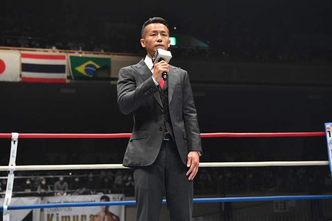 武居由樹がK-1からの卒業、ボクシングへの転向を発表!