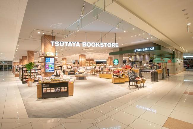 """本を通じたライフスタイル提案を行い、お客様に""""笑み""""を提供する大型書店「TSUTAYA BOOKSTORE エミフルMASAKI」2020年12月19日リニューアルオープン!"""