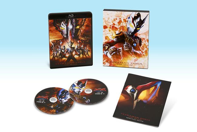 新世代ウルトラマンシリーズの集大成、ニュージェネレーションヒーローズ全員集結『劇場版ウルトラマンタイガ ニュージェネクライマックス』Blu-ray&DVDを12月24日発売