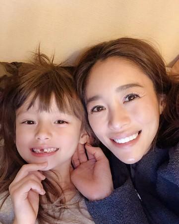 モデル・大桑マイミが娘の「約束のネバーランド」出演を報告!
