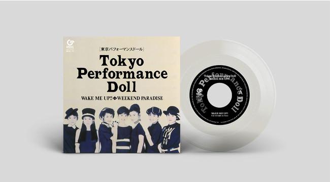 祝!デビュー30周年!初代・東京パフォーマンスドール7人が初めてリリースしたシングル「MAKE ME UP!!」の7inchアナログ盤が本日発売!!
