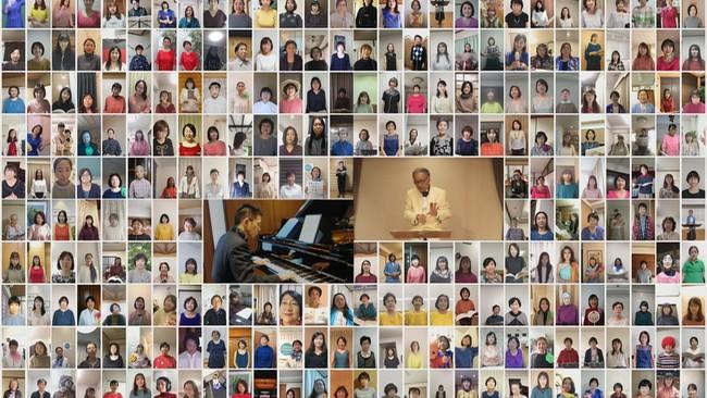 「バーチャルおかあさんコーラス きみ歌えよ supported by kewpie」全都道府県、海外含む1,518人の大合唱動画を公開