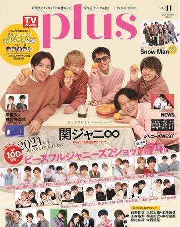 「TVガイドPLUS VOL.41」(東京ニュース通信社刊)