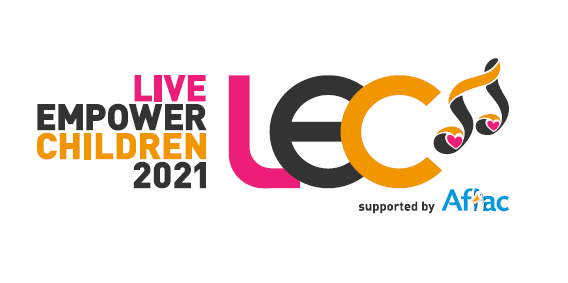 『LIVE EMPOWER CHILDREN 2021 supported by Aflac』