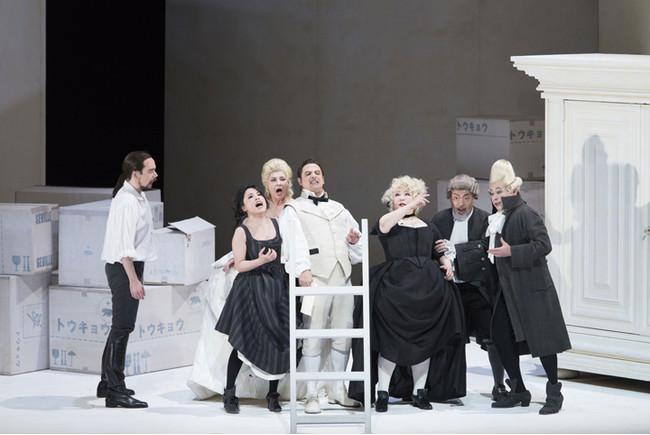 【新国立劇場】モーツァルト永遠の名作!オペラ「フィガロの結婚」を2月7日より上演