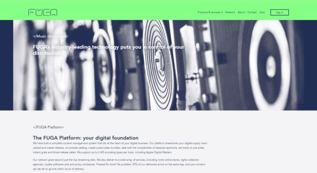 CHET Internationalが世界規模のデジタル音楽ディストリビューターFUGAとパートナー契約