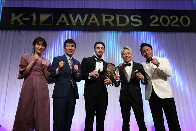 """K-1年間MVPは木村""""フィリップ""""ミノル、ベストKO賞は武尊に決定!"""
