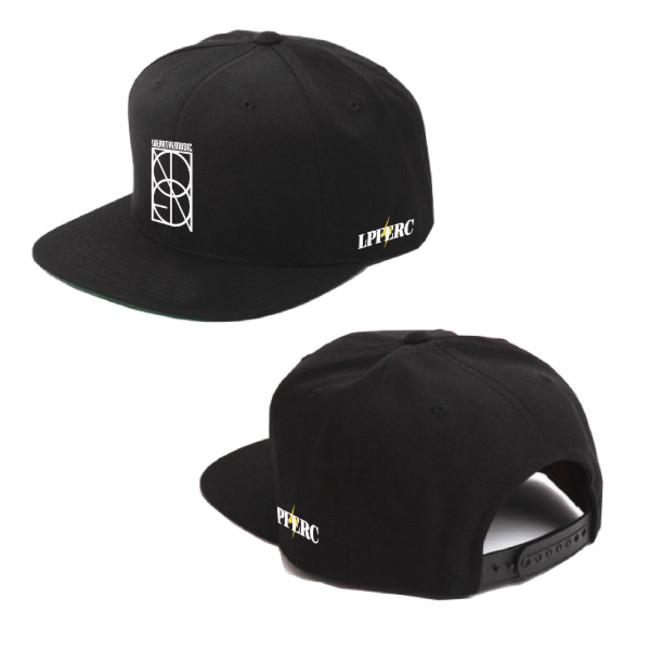 Graphic LOGO Snap Back Cap