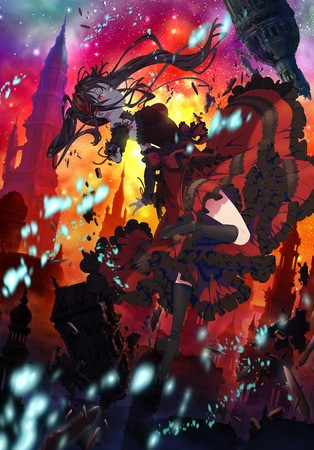 """アニメ「デート・ア・ライブ」スピンオフ作品「デート・ア・バレット」の主題歌、劇伴を収録した音楽アルバム「デート・ア・バレット """"DATE A BULLET MUSIC""""」が3月24日(水)に発売決定!"""