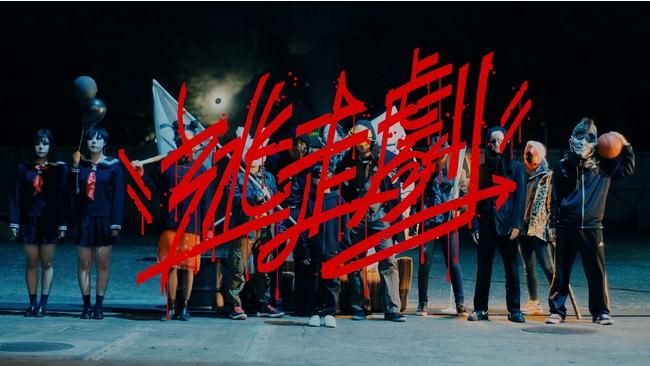 """キタニタツヤ、本日より配信のカネコアツシ「EVOL(イーヴォー)」とのコラボ楽曲「逃走劇」Music Videoを20時よりプレミア公開。カネコアツシによる""""書き下ろしアー写""""も公開。"""
