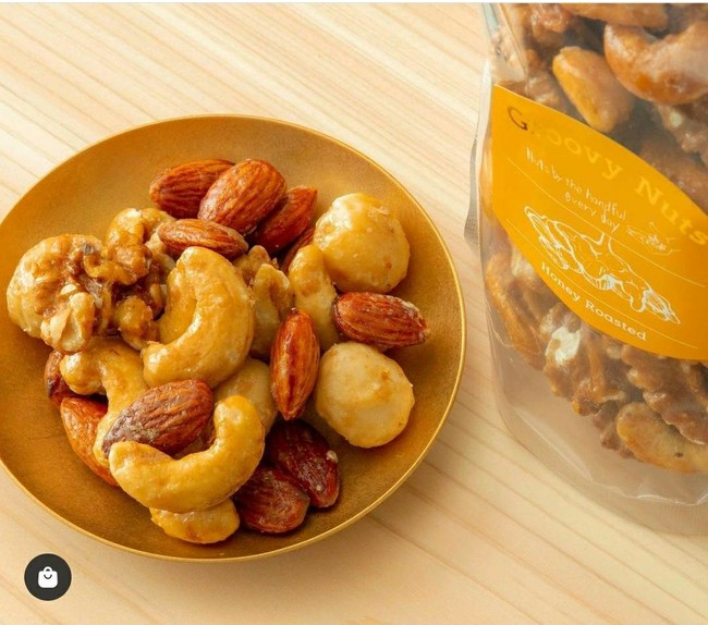Groovy Nuts