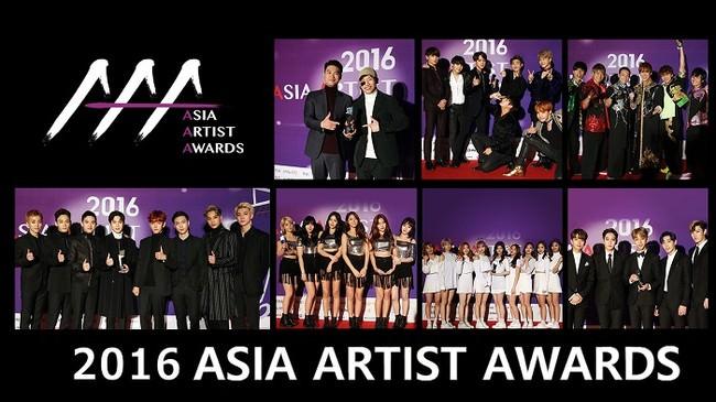 【速報】BTS、TWICE、BLACKPINK、 SEVENTEEN、EXOなど出演! 「アジアアーティストアワード」2016年から2019年 4年間分をMONDOTVで特別放送