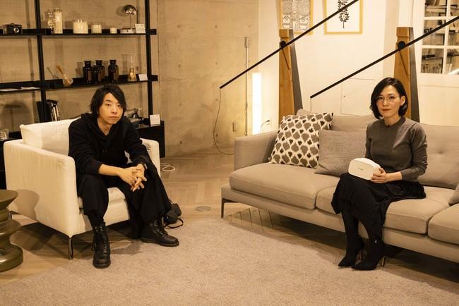 異才FUTURE うたえミライの歌」最終回は落合陽一とFOVE創業者・小島由香がVRの今後などを語る 2人の異才のコメント到着