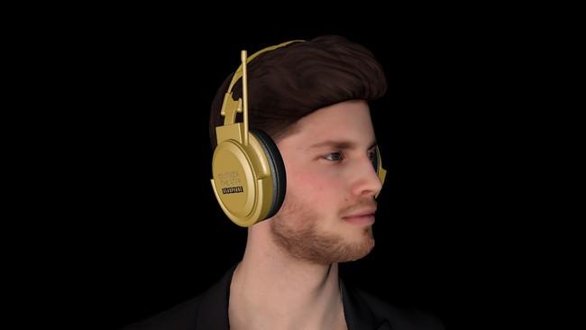野外映画の騒音問題を解消する専用ヘッドフォン