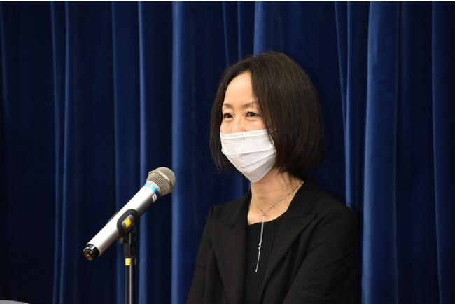 橋部敦子氏(C)東京ニュース通信社