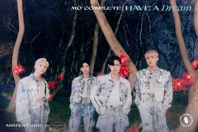 K-POPグループ AB6IX、4TH EP 「MO' COMPLETE : HAVE A DREAM」を本日発売!オンライントーク会など日本FC限定特典付き販売も実施中!