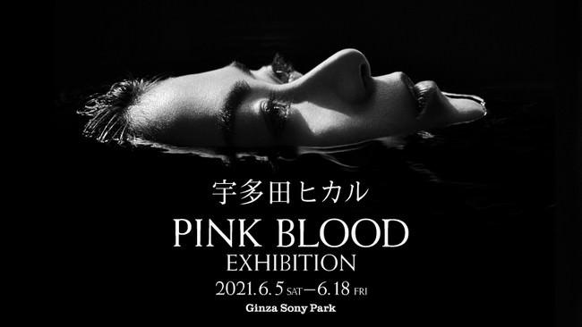 宇多田ヒカルの新曲「PINK BLOOD」の世界観がGinza Sony Parkに出現『宇多田ヒカル「PINK BLOOD」EXHIBITION』6月5日(土)より開催〈事前予約制〉