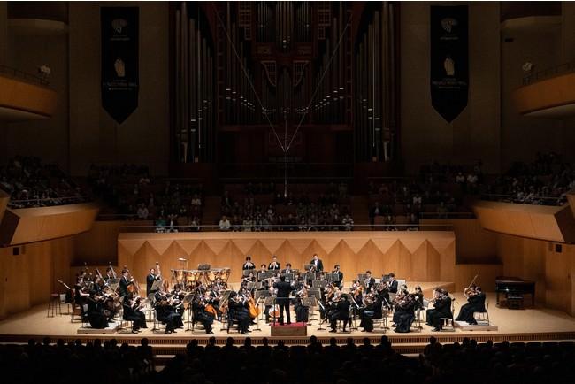 日本フィルハーモニー交響楽団 ©堀田力丸
