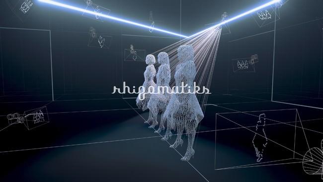 """Perfume 初のNFTアート「Imaginary Museum """"Time Warp""""」を ライゾマティクス独自のプラットフォーム「NFT Experiment」からリリース。"""
