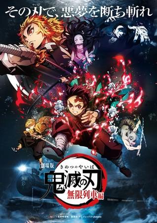 TSUTAYAの店頭とネット宅配レンタル 8月13日より『劇場版「鬼滅の刃」無限列車編』レンタル開始!