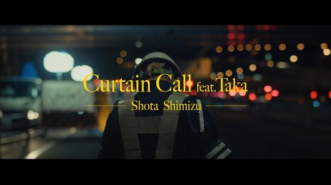 9thアルバム「HOPE」収録「Curtain Call feat.Taka」のMusic Videoが公開!