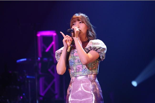 和氣あず未が1stライブを開催!デビュー曲「ふわっと」、「シトラス」などをパフォーマンス!